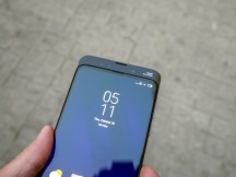 Dual selfie camera - Xiaomi Mi Mix 3 hands-on review