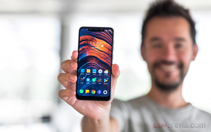 Pocophone F1 by Xiaomi review: Software and performance