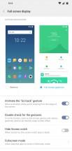Full screen mode a.k.a. gesture navigation - Xiaomi Pocophone F1 review