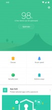 Security app - Xiaomi Pocophone F1 review