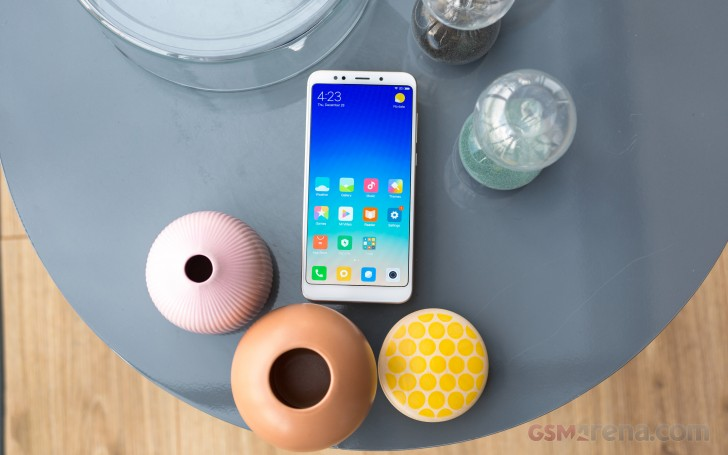 Xiaomi Redmi 5 Plus review: Software and performance