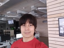 Xiaomi Redmi 5 selfie samples - f/2.0, ISO 400, 1/33s - Xiaomi Redmi 5 review