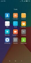 Folders - Xiaomi Redmi 5 review
