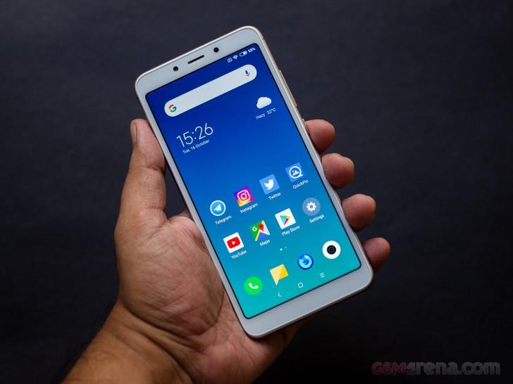 Xiaomi Redmi 6 and Redmi 6A review: Software, Performance