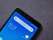 Front side - Xiaomi Redmi 6 and 6a review