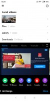 Ads, promotional content and bloatware in MIUI - Xiaomi Redmi 6 and 6a review