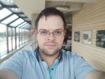 Portrait mode selfies - f/2.0, ISO 124, 1/100s - Xiaomi Redmi Note 5 AI Dual Camera review