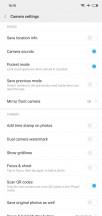 Settings - Xiaomi Redmi Note 6 Pro review