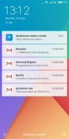 Lockscreen - Xiaomi Redmi S2 review