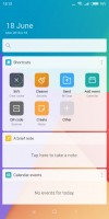 quick card - Xiaomi Redmi S2 review