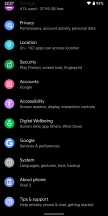 Revamped Settings - Android Q Beta review