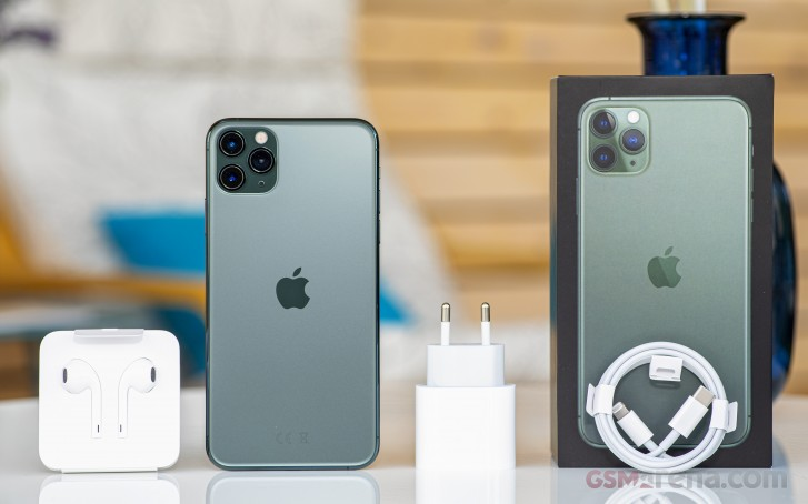 Apple iPhone 11 Pro and Pro Max review , GSMArena.com tests