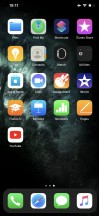Homescreen - Apple Iphone 11 Pro and Max review