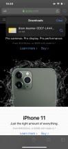 Safari - Apple Iphone 11 Pro and Max review
