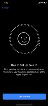 Face ID setup and settings - Apple iPhone 11 review