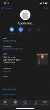 Dark Mode - Apple iPhone 11 review