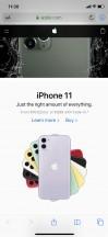 Safari - Apple iPhone 11 review