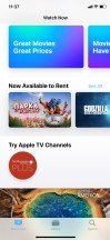 Apple TV - Apple iPhone 11 review