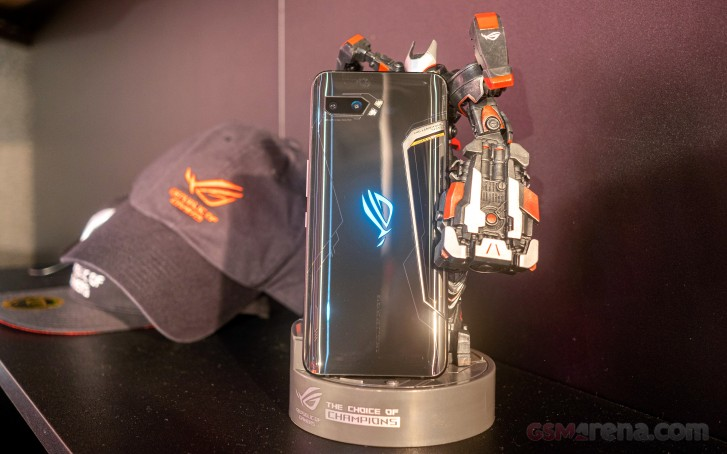 Asus ROG Phone II hands-on review