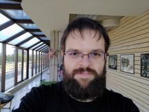 ROG Phone II selfie beauty mode - f/2.0, ISO 25, 1/307s - Asus ROG Phone II review