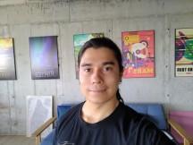 ROG Phone II selfie samples - f/2.0, ISO 84, 1/33s - Asus ROG Phone II review