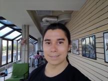 ROG Phone II selfie beauty mode - f/2.0, ISO 25, 1/260s - Asus ROG Phone II review