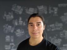 ROG Phone II selfie portrait samples - f/2.0, ISO 78, 1/33s - Asus ROG Phone II review