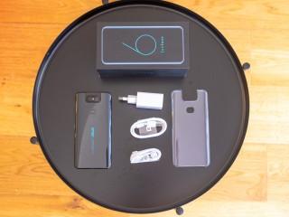 Retail bundle - Asus Zenfone 6 hands-on review