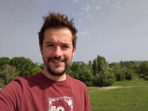 Selfie samples, main camera, 12MP, HDR Auto - f/1.8, ISO 25, 1/1866s - Asus Zenfone 6 review