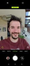 Camera UI - Asus Zenfone 6 review