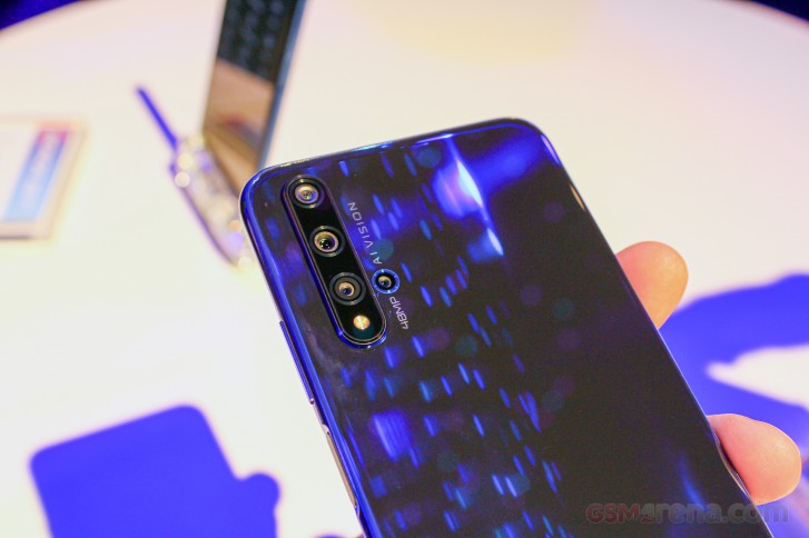 Honor 20 Hands On  review