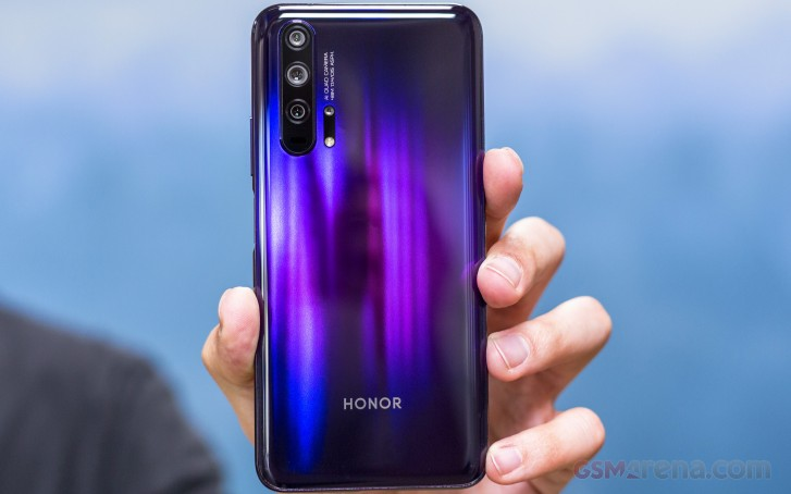 Honor 20 Pro Hands On review