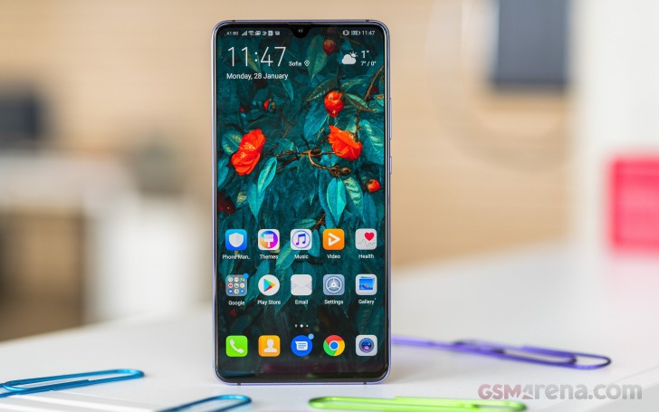Huawei Mate 20 X review - GSMArena com tests