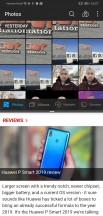 Split screen - Huawei Mate 20 X review