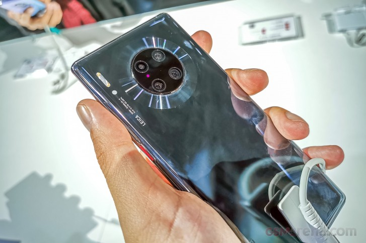 Huawei Mate 30 Pro Handson review