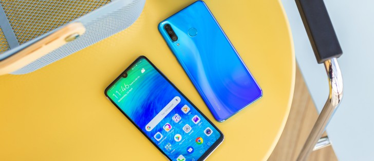 Huawei P30 Lite review: Software and performance