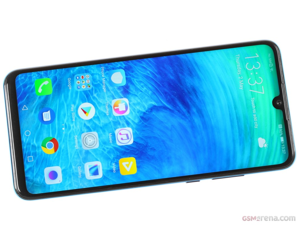 Huawei P30 lite pictures, official photos