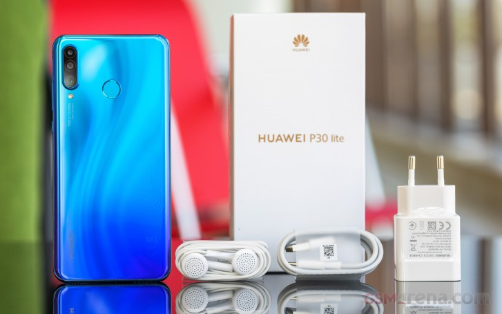 Huawei P30 Lite review - GSMArena com tests
