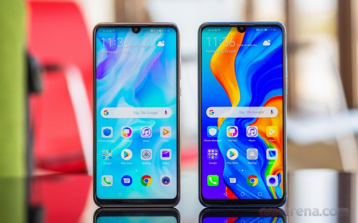 Huawei P30 Lite review: The competition, pros and cons, the