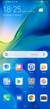 Homescreen - Huawei P30 Pro review