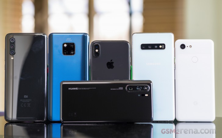 Camera comparison: Huawei P30 Pro vs S10+, iPhone XS, Pixel