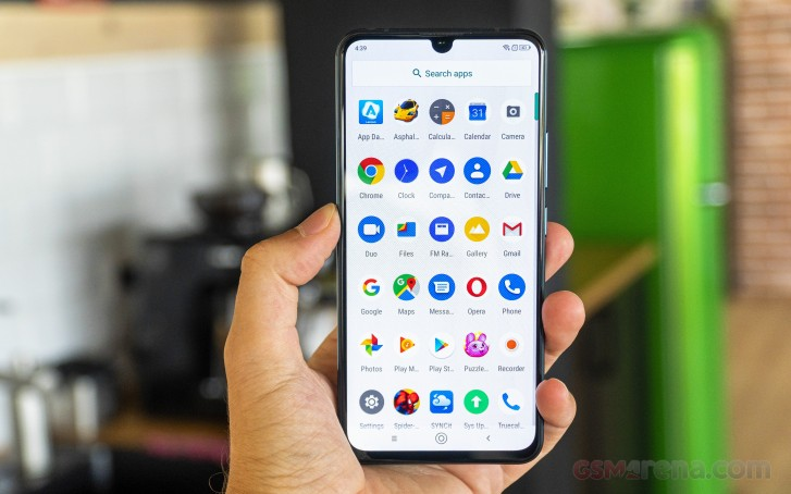 Lenovo Z6 Pro review: Software and performance