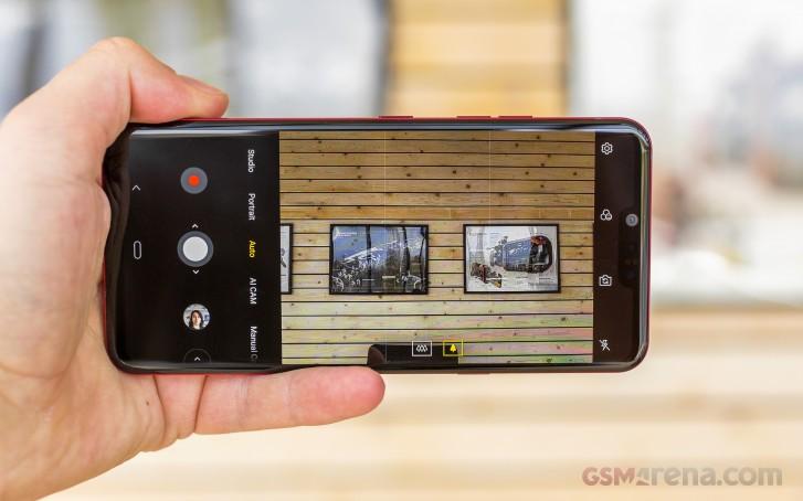LG G8 ThinQ review: Camera