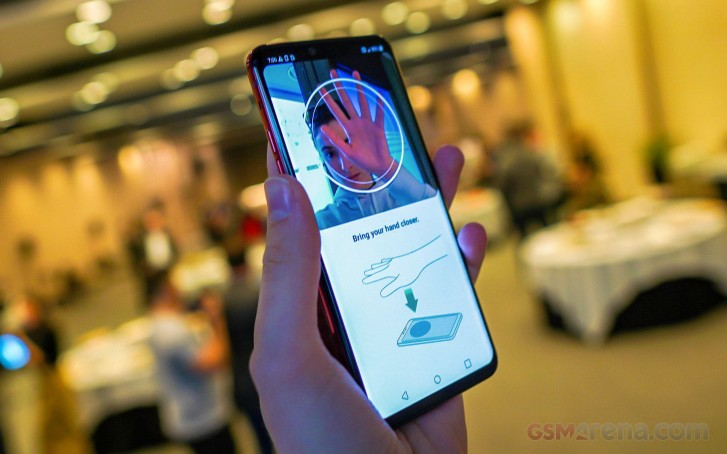 LG G8 ThinQ review: User interface and performance