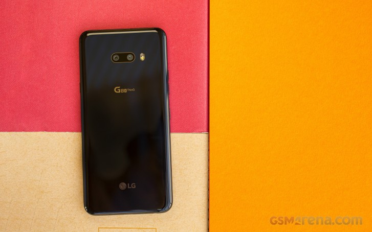 LG G8X ThinQ review
