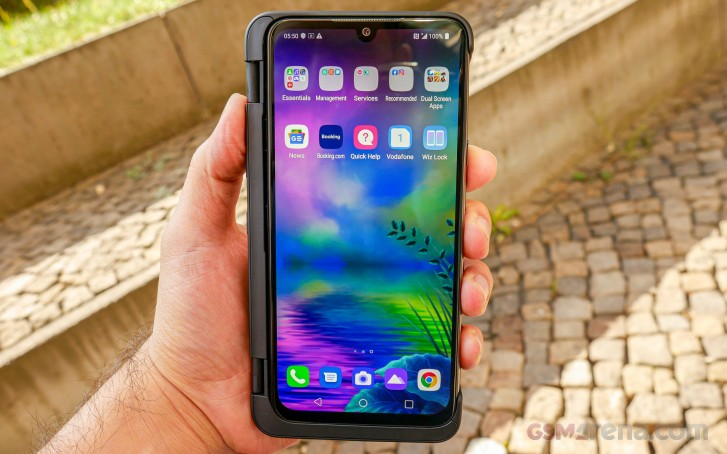 LG G8X ThinQ early look at IFA 2019