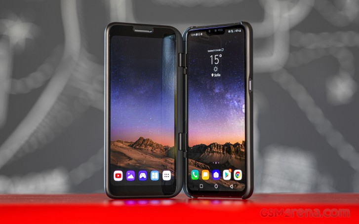 LG V50 ThinQ 5G Dual Screen review