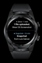 Notifications - Mobvoi TicWatch Pro 4G LTE review
