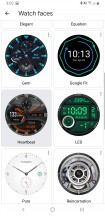 Available watch faces - Mobvoi TicWatch Pro 4G LTE review