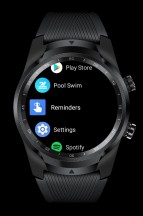 App carousel - Mobvoi TicWatch Pro 4G LTE review
